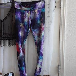 🌌New Energie Women's Workout Printed Leggings